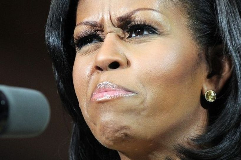 MICHELLE OBAMA HORRIFIED After Damning FOOTAGE GOES VIRAL See It Before It's DELETED … AGAIN