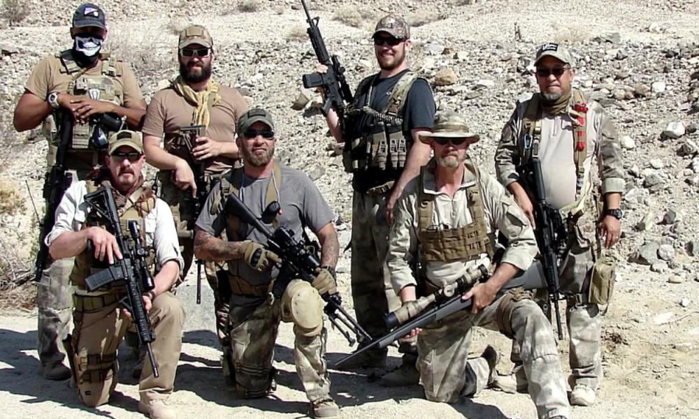 Militiamen Step Into Action After Dem Governor Threatens To Arrest Republican Lawmakers