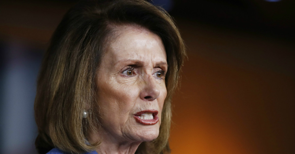 They Asked Pelosi One Simple Question, And She Lost It Like A Maniac!