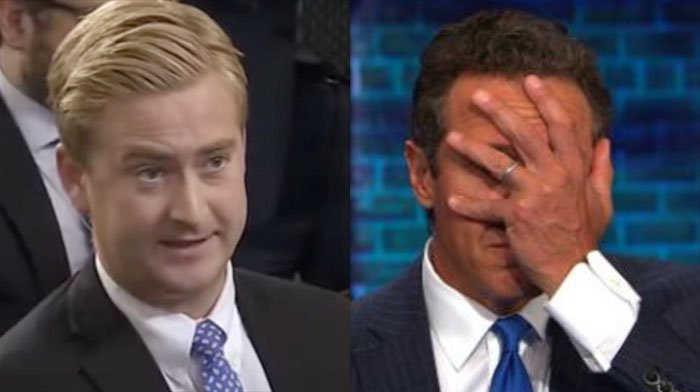Chris Cuomo Took His Best Shot, And MISSED HORRIBLY!